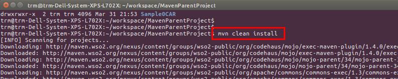 maven project