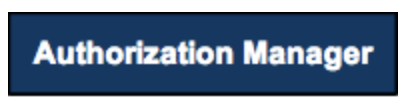 AUTHORIZATION MANAGER IS