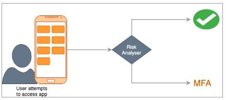 Adaptive authentication . CIAM